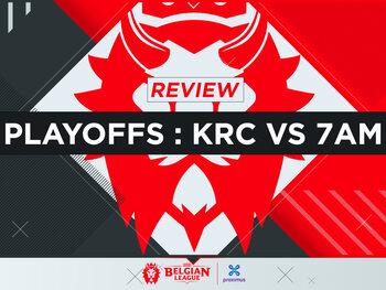Belgian League : KRC Genk Esports rejoint Sector One en demi-finale