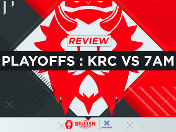 Belgian League: KRC Genk Esports ontmoet Sector One in halve finale