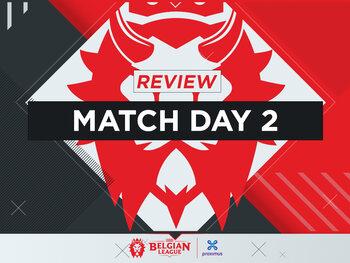 Belgian League: Clean sheet voor KRC Genk Esports op speeldag 2