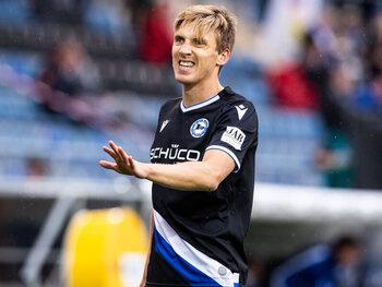 Faeröerse middenvelder Jóan Edmundsson wil verder geschiedenis schrijven