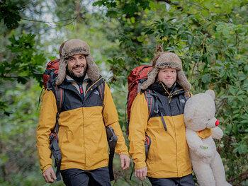 Dieter Coppens en Kevin opnieuw op pad voor De warmste week in nieuwe Down the Snow