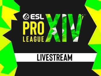 Livestream : ESL Pro League XIV - Grande finale