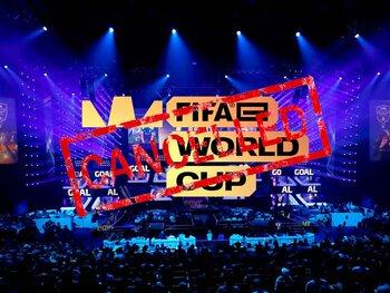 FIFA annuleert eNations Cup en eWorld Cup