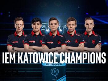 IEM Katowice 2021: Gambit entre dans la légende