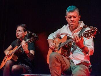 AB Canapé: le flamenco haut en couleur de Rodrigo y Gabriela