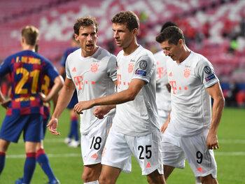 FC Barcelona moet zich zonder Messi en Griezmann meteen tonen tegen Bayern München
