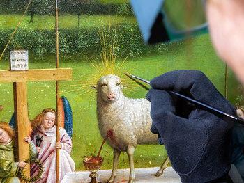 Nieuw op Canvas: Geheimen van het Lam Gods