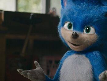 """""""Sonic, le film"""" débarque dans le catalogue à la demande de Proximus Pickx"""