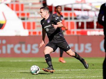 Josh Cullen maakt zich stilaan onmisbaar bij Anderlecht