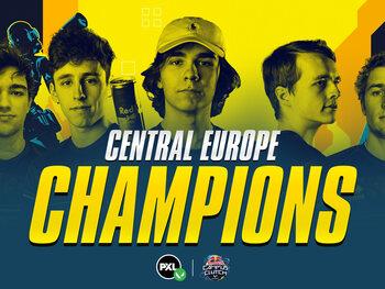De Belgen van PXL Esports zullen Europa vertegenwoordigen op de Red Bull Campus Clutch