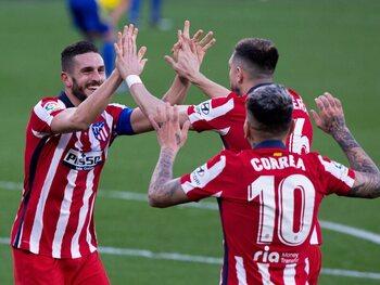Le Real Madrid et le FC Barcelone veulent rester dans le sillage de l'Atlético Madrid