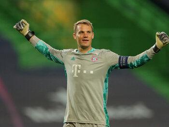Manuel Neuer, de comeback van de oninneembare vestiging