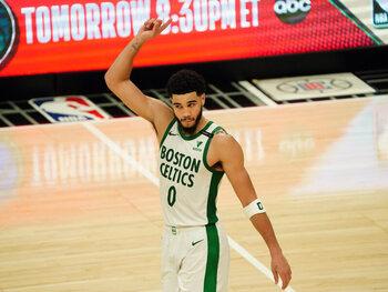 Hoe verklaar je zo'n gebrek aan consistentie bij de Boston Celtics?