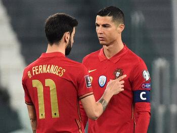 Servië-Portugal op de affiche van de tweede dag in de 2022 WK-kwalificatie