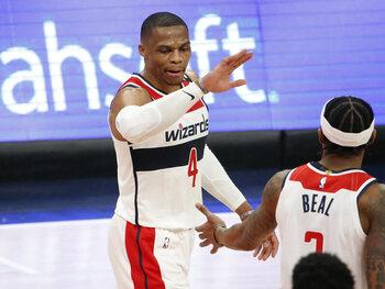 Hoe de Wizards de geschiedenis van Washington herschreven onder Michael Jordan