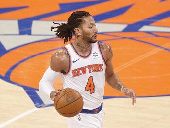 Hoe Derrick Rose in recordtijd bij de Knicks integreerde