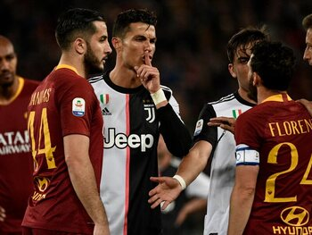 Pourquoi Cristiano Ronaldo déteste-t-il l'AS Rome?
