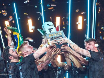 Rainbow Six : Team One remporte le Six Major de Mexico City