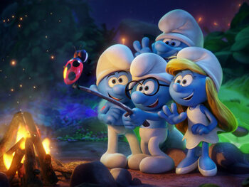 Movies & Series presenteert: De Smurfen en het Verloren Dorp!
