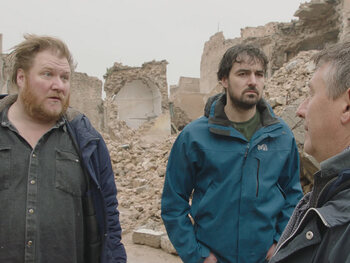 Tussen Oorlog en Leven: met Rudi Vranckx naar het front in Irak
