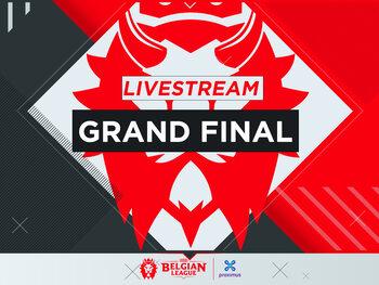 Livestream : Belgian League – Play-offs   Grand Finals
