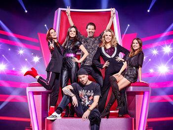De strijd om de mini-maxitalenten barst los in The Voice Kids