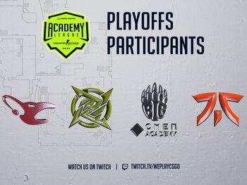 De laatste vier teams van de WePlay Academy League zijn bekend!