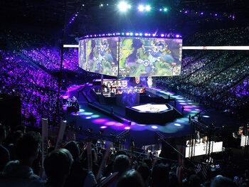 Les championnats du monde 2021 de League of Legends en Europe ?