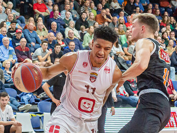 Spirou Charleroi – Antwerp Giants en direct sur Proximus Sports ce mercredi