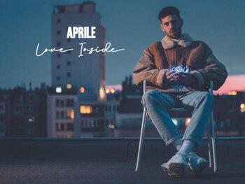 Aprile dévoile son nouveau single Love Inside