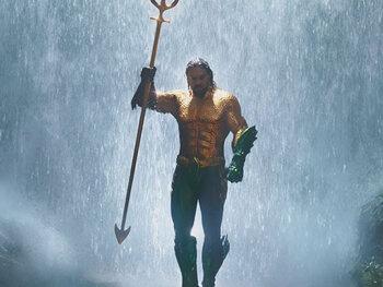 Aquaman, un film maintenant disponible dans le catalogue à la demande de Proximus TV