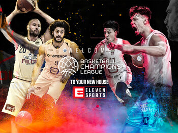 Suivez Ostende et Anvers en Basketball Champions League en direct sur Proximus Pickx via Eleven Sports