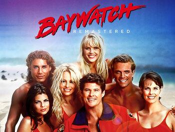Legendarische tv-serie Baywatch krijgt nieuw leven in high definition op ZES