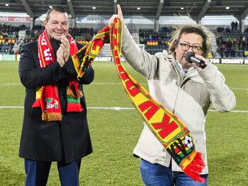Marc Coucke de retour chez son premier amour, le KV Ostende