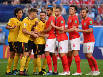 Rode Duivels azen op de scalp van Engeland in de Nations League