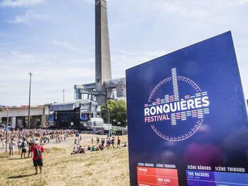 Dans en feest op het Ronquières Festival 2021!