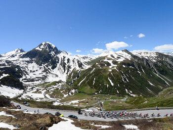 Met drie reuzen en een tijdrit bereikt de Ronde van Zwitserland dit weekend haar hoogtepunt