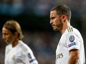 Gaat Eden Hazard weg bij Real Madrid?