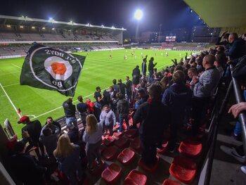 Combien de fans admis au Lierse, à Westerlo, au RWDM et à l'Union?