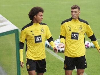 Meunier, Witsel en Hazard: De Belgische drievuldigheid in Dortmund