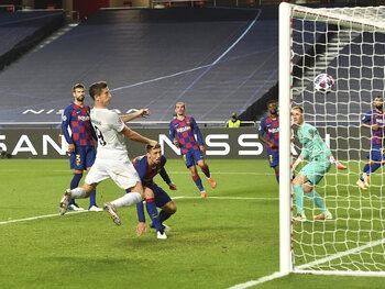 Ruim een jaar na de 2-8 treffen Bayern en Barcelona elkaar weer in de Champions League