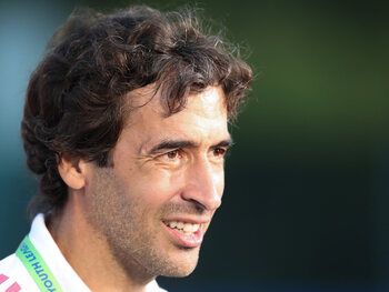 Raúl kan al geschiedenis schrijven met de jongeren van Real Madrid