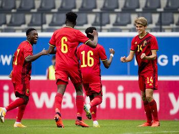 Belgische beloften starten Euro 2023-campagne tegen Kazachstan