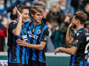 Neuvième journée de championnat avec les affiches Standard - Bruges et Genk - Charleroi