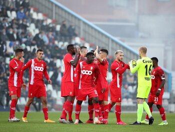Standard en Club Brugge lonken naar de leidersplaats