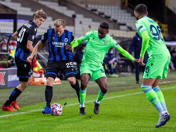 Le Club de Bruges se casse les dents sur une Lazio affaiblie