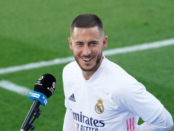 """""""Hazard a enfin montré qu'il pouvait être décisif pour le Real"""""""