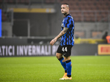 Zijn de dagen van Radja Nainggolan bij Inter geteld?