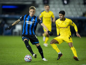 Zal Club Brugge revanche nemen tegen Borussia Dortmund?