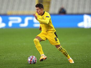 Eist Thorgan Hazard ook een sleutelrol op in Der Klassiker tegen Bayern?